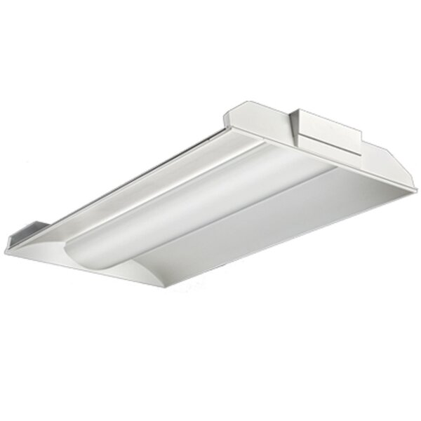 2-Light Fluorescent Architectural Troffer by Lithonia Lighting