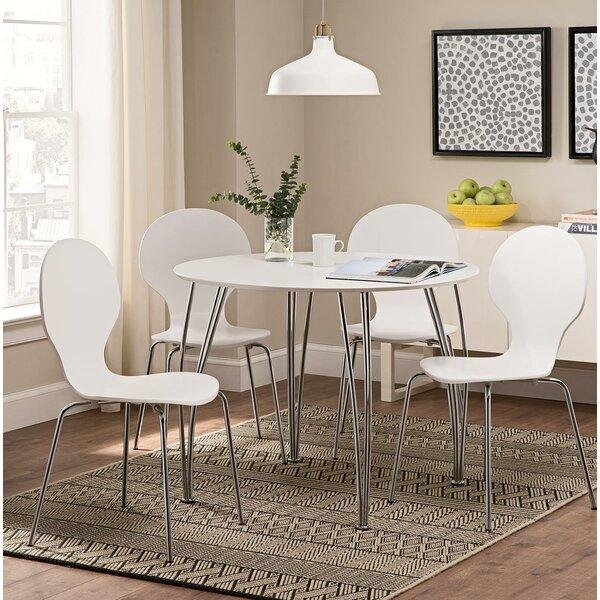 Bentwood Round Chair (Set of 2) by Novogratz