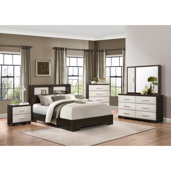 Hastings 5 Piece Platform Configurable Bedroom Set by Brayden Studio