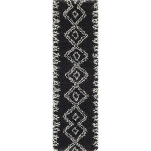 Best Reviews Seabolt Black Area Rug By Wrought Studio