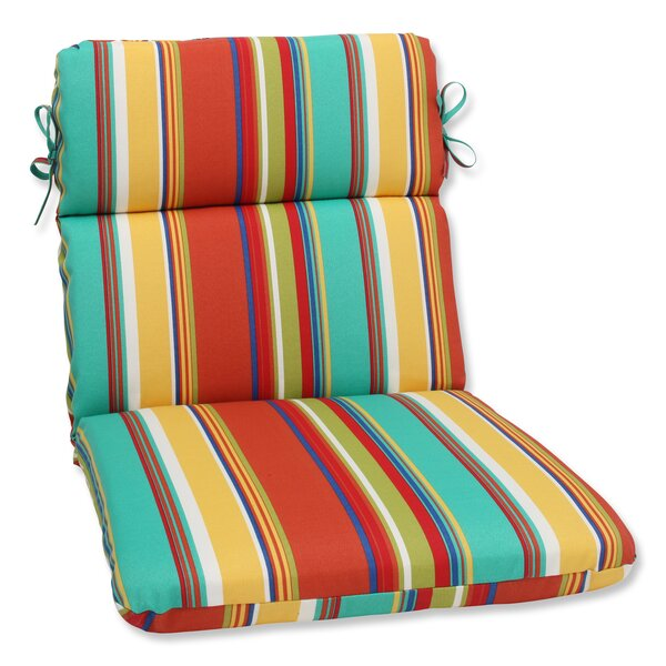 Westport Indoor/Outdoor Lounge Chair Cushion by Pillow Perfect