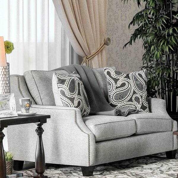 Dipietro Loveseat by Darby Home Co