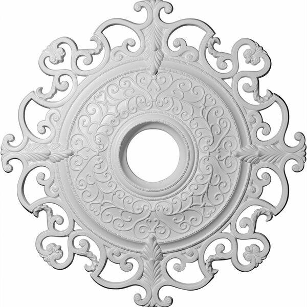 Orleans 38 3/8H x 38 3/8W x 2 7/8D Ceiling Medallion by Ekena Millwork