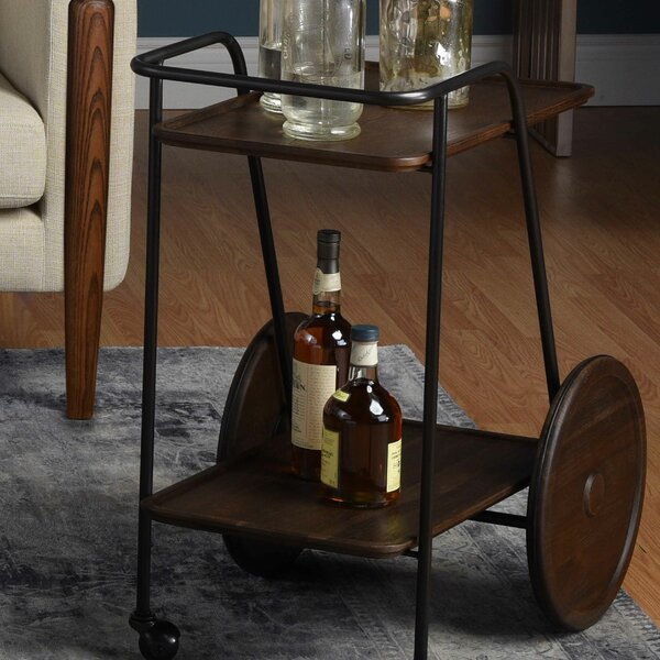 Bar Cart by District Eight Design