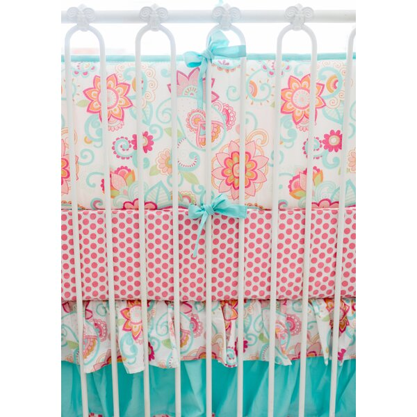 Gypsy Baby Crib Bumper by My Baby Sam