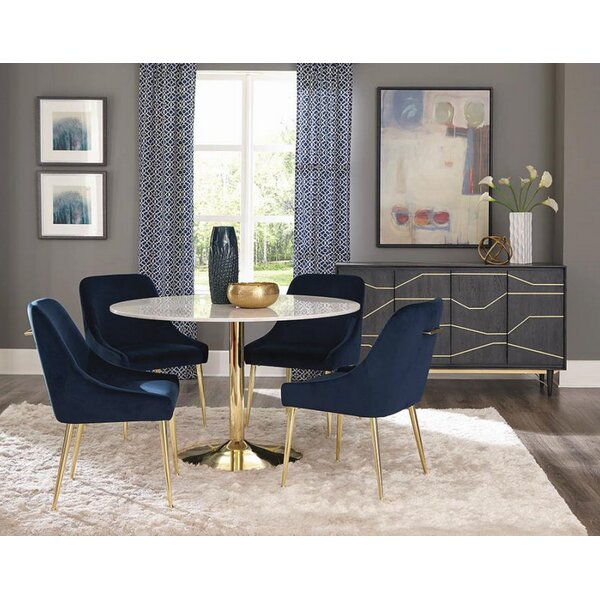 Walpole 6 Piece Dining Set by Everly Quinn