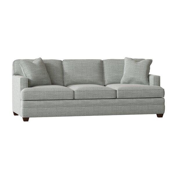 Living Your Way Track Arm Sofa By Wayfair Custom Upholstery™