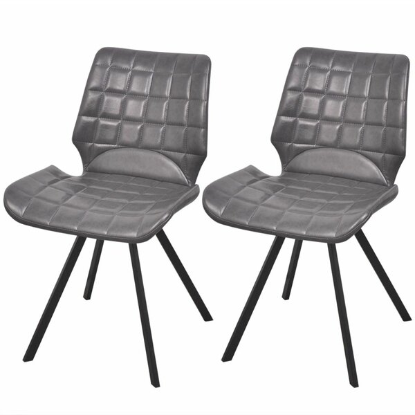 Milo Dining Chair (Set of 2) by Wrought Studio