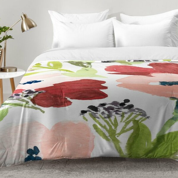 Poppies Comforter Set
