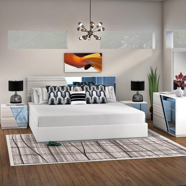Nikhat Platform 5 Piece Bedroom Set by Orren Ellis