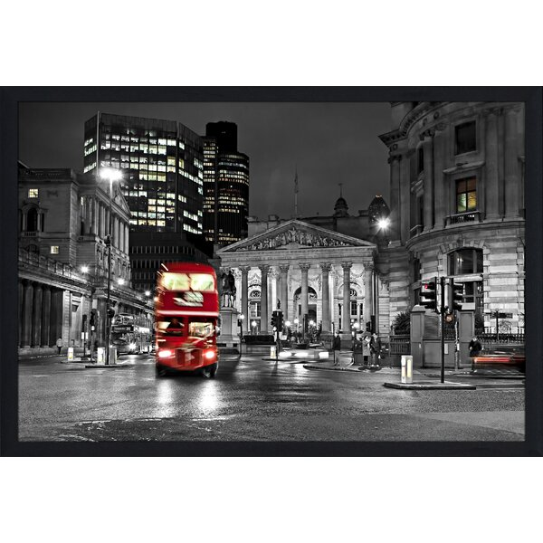 London England Framed Photographic Print by Picture Perfect International