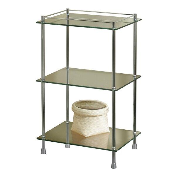 Essentials 18 W x 30.5 H Bathroom Shelf by Valsan