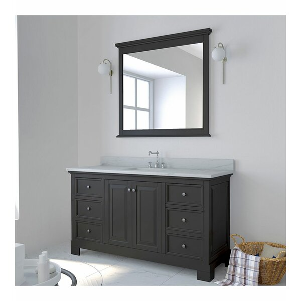 Ochoa 60 Single Bathroom Vanity Set
