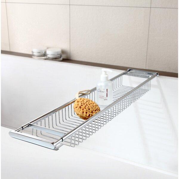 Contemporary Expandable Bath Caddy