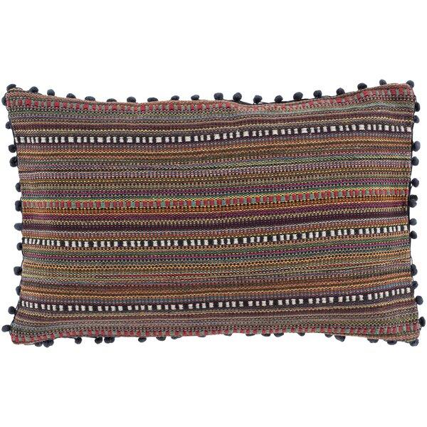 Zamora Rectangular Lumbar Pillow by Bungalow Rose