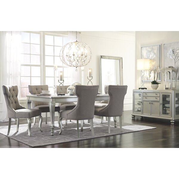 Guillaume 7 Piece Extendable Dining Set by Willa Arlo Interiors Willa Arlo Interiors
