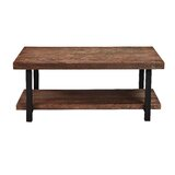 Shirlene Coffee Table with Storage by Loon Peak®