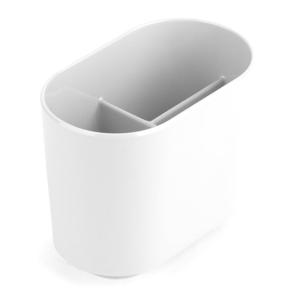 Step Bathroom Accessories Toothbrush Holder by Umbra