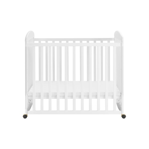 Alpha 4-in-1 Convertible Mini Crib by DaVinci