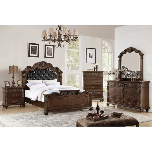 Alarica Royal Platform Configurable Bedroom Set by Astoria Grand Astoria Grand