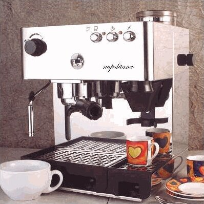 Napolitana Espresso Machine by La Pavoni
