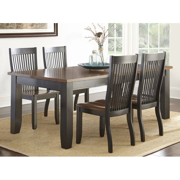 Chokio 5 Piece Extendable Dining Set by Darby Home Co