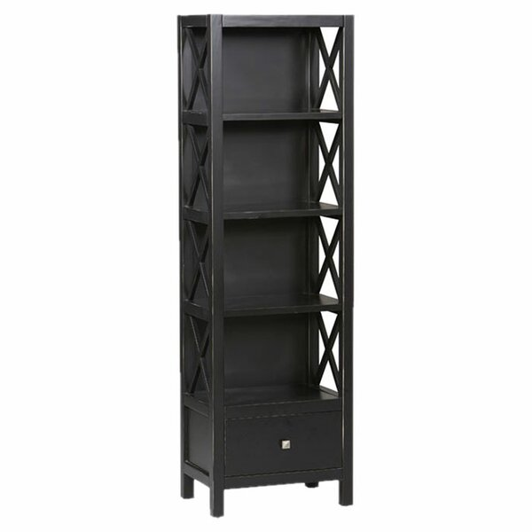 Fairlane Narrow Standard Bookcase by Beachcrest Home