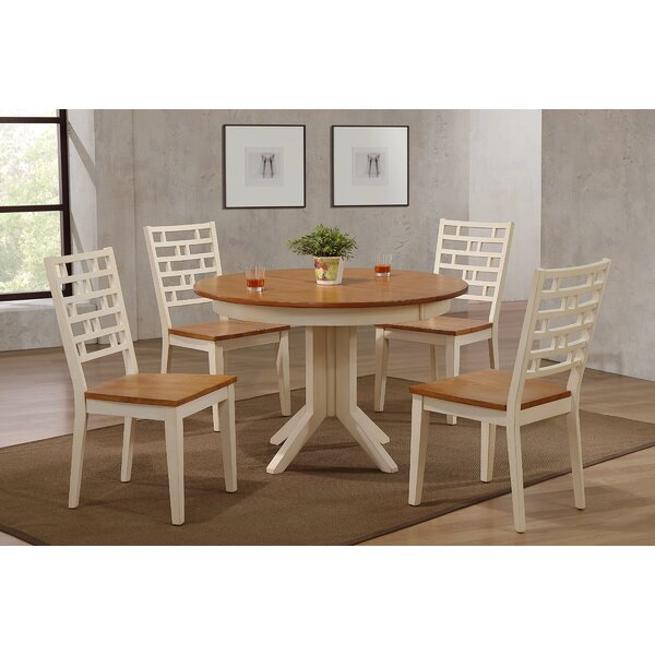 Granier 5 Piece Dining Set by August Grove August Grove