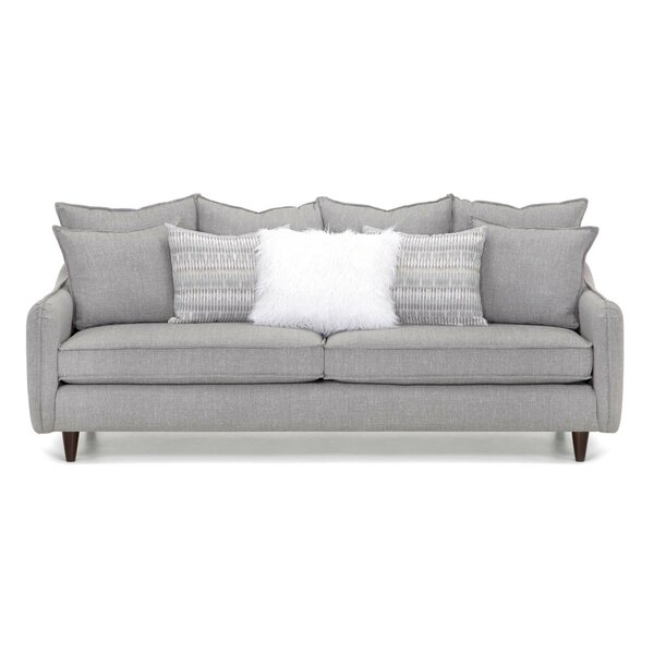 Shop The Fabulous Moshier Standard Sofa by Bungalow Rose by Bungalow Rose
