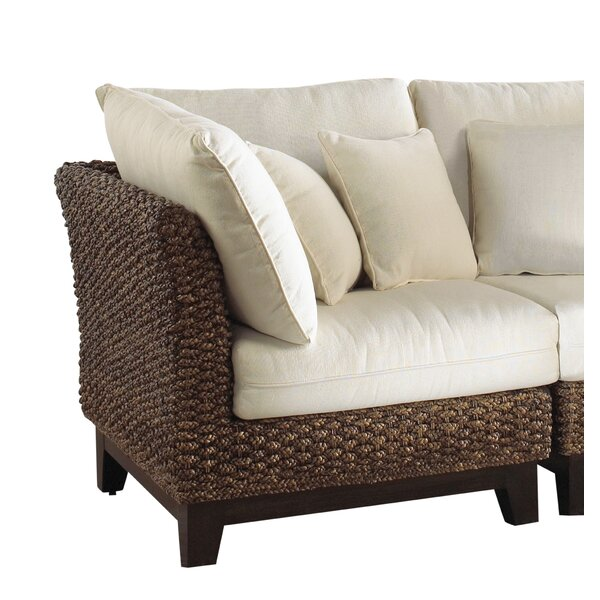 Sanibel Corner Chair by Panama Jack Sunroom