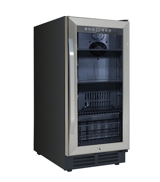 15-inch 3.1 cu. ft. Convertible Beverage Center by Avanti Products