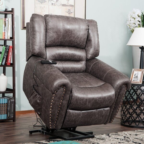 Borovno Harper and Bright 22 Power Lift Assist Recliner W002267927