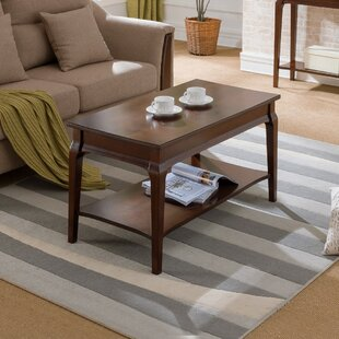 Jacobsen Condo or Apartment Coffee Table Charlton Home Lovely ...