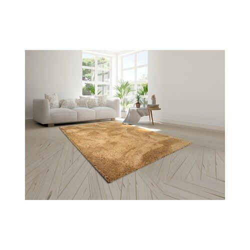 Erasmos Tufted Tan Rug Ebern Designs Rug Size: Runner 80 x 700cm