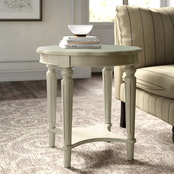 Hathorne End Table With Storage By Kelly Clarkson Home