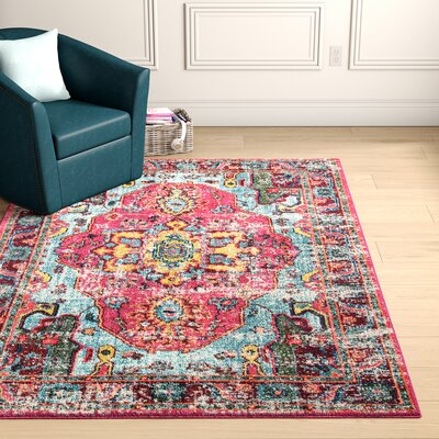5 X 8 Pink Area Rugs You Ll Love In 2019 Wayfair