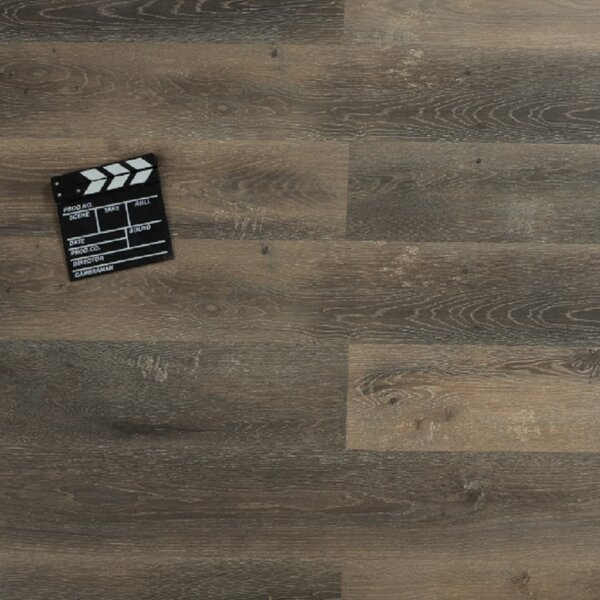 Fremont Ridge 12 x 48 x 12mm Birch Laminate Flooring in Embossed by Islander Flooring