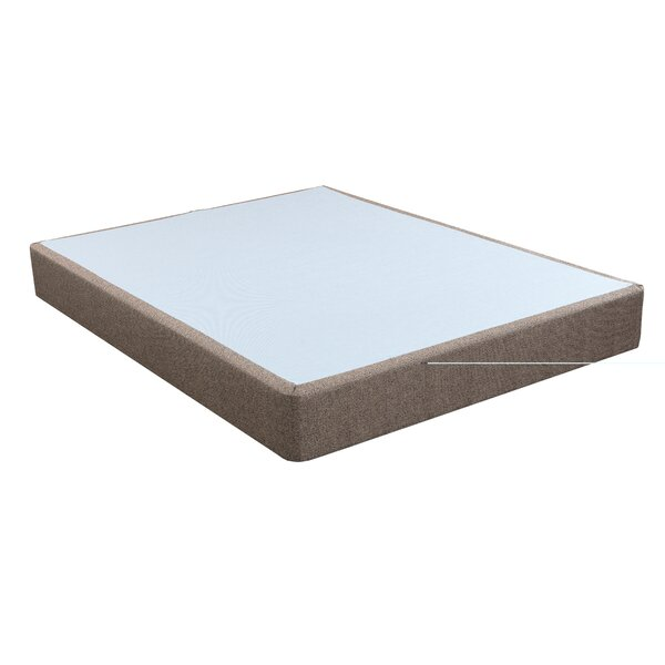 9 Wood California King Mattress Foundation (Set of