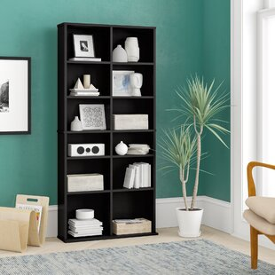 Continuum Multimedia Adjustable Media Shelves by Ebern Designs