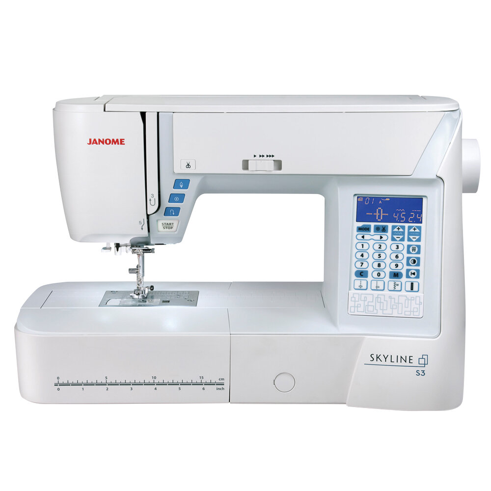 Janome Computerized Electronic Sewing Machine Reviews Wayfair