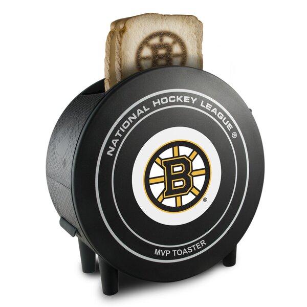 2-Slice NHL ProToast MVP Toaster by Pangea Brands