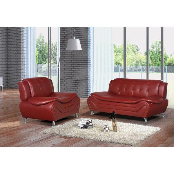 Tolar 2 Piece Living Room Set by Latitude Run