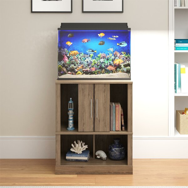 Feldt 20 Gallon Aquarium Stand by Latitude Run