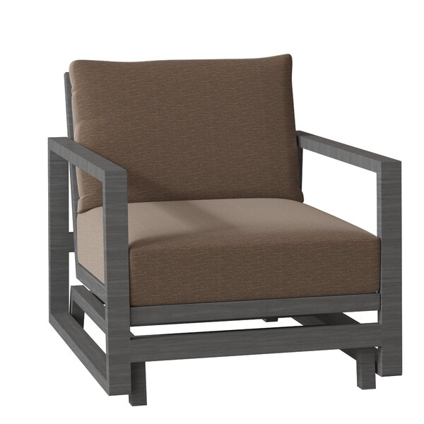 Avondale Spring Patio Chair with Cushion by Summer Classics