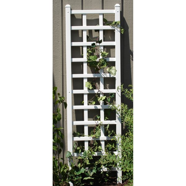 Providence Vinyl Lattice Panel Trellis by Dura-Trel