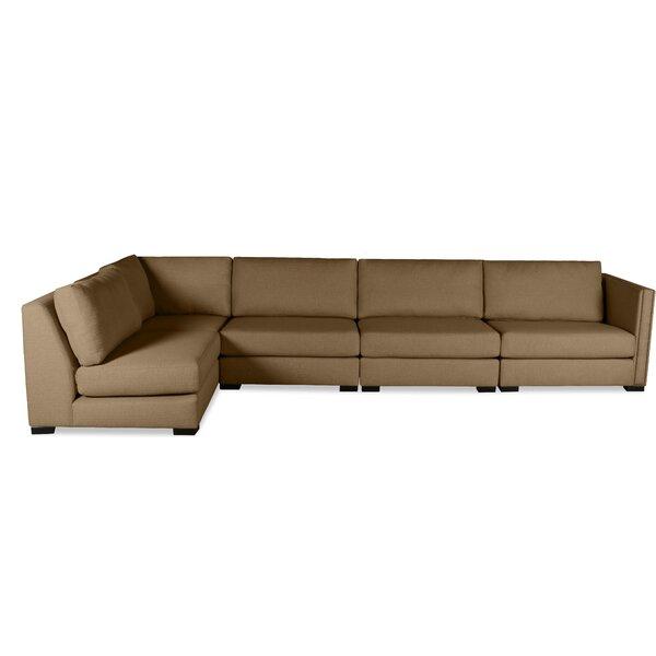 Patio Furniture Timpson Symmetrical Modular Sectional