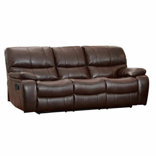 Review Holm Reclining Sofa