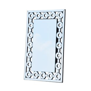 House of Hampton Braunste Modern Glam Accent Mirror