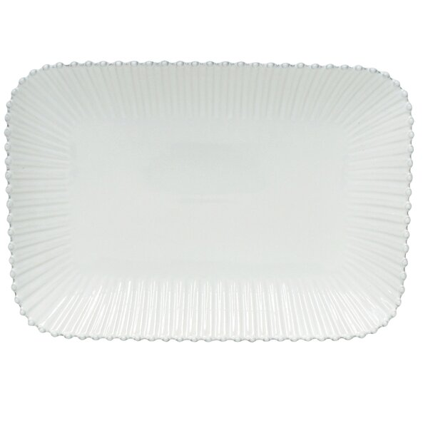 Lorenzo Rectangular Platter by Alcott Hill
