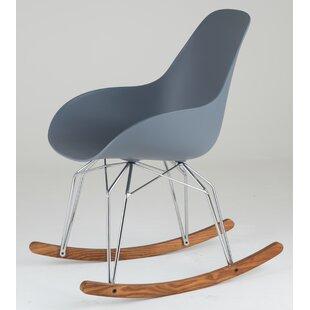 Diamond Dimple Rocking Chair